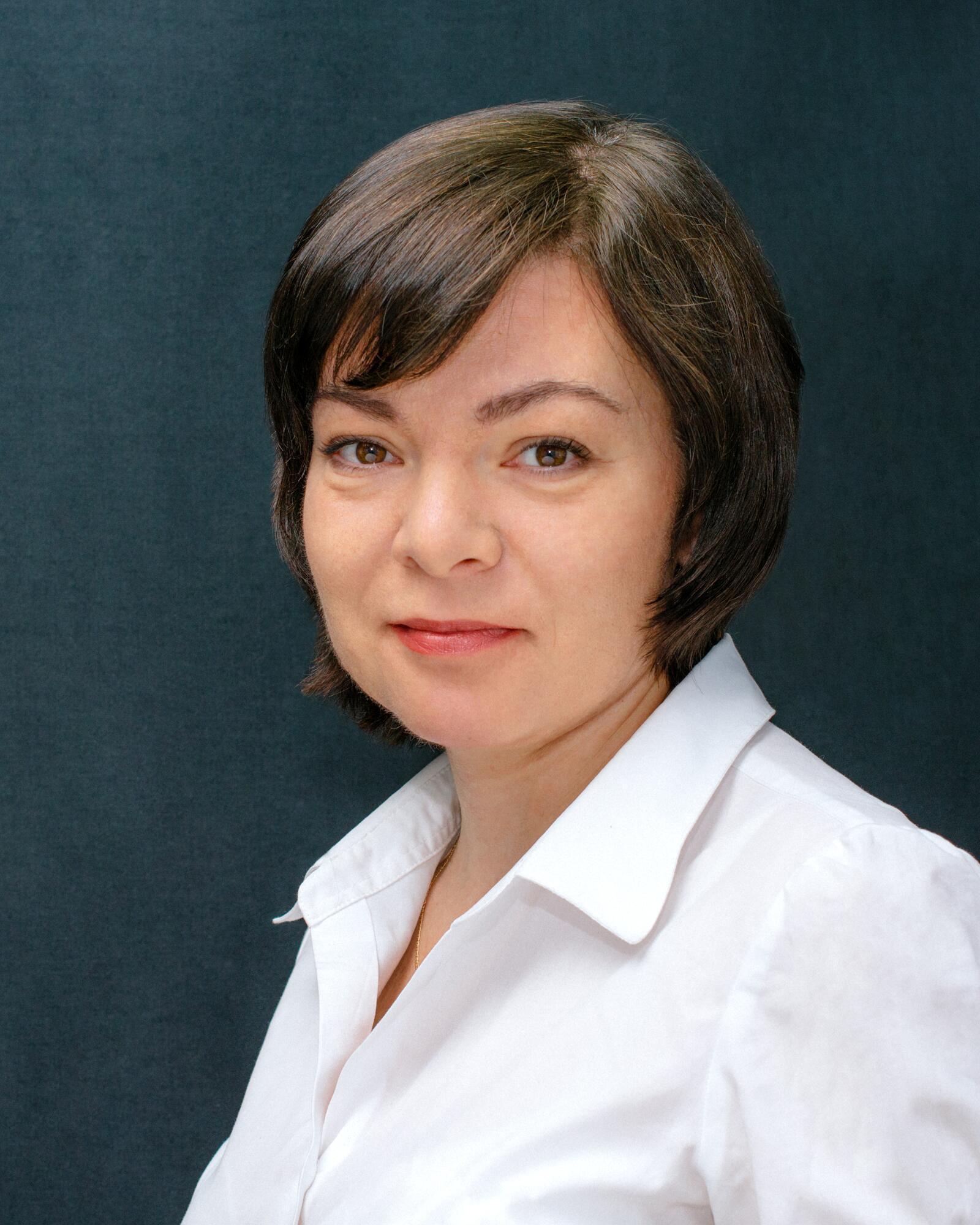 Анна Геннадьевна Бердникова